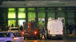 L'auteur de l'attentat à Saint-Pétersbourg arrêté, il serait membre d'un
