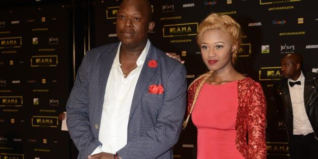 Big Nuz's Mampintsha and Babes Wodumo.
