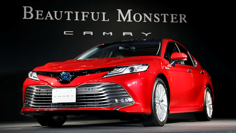 With new Camry, Toyota eyes bigger share of ailing US sedan market