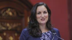 Adidas: la ministre Montpetit exprime sa «profonde
