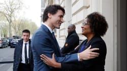 Justin Trudeau discute de la mission au Mali avec Michaëlle