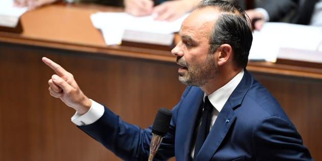 Édouard Philippe, paratonnerre idéal pour Emmanuel Macron.