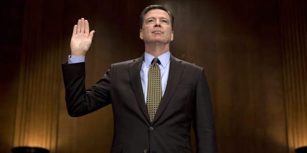 L'ex-patron du FBI va témoigner au Sénat sur les pressions de Trump et ses relations avec la Russie.