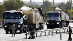 L'Iran dit avoir testé avec succès un nouveau