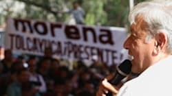 Partido venezolano responde sobre grafitis de supuesto apoyo a AMLO: