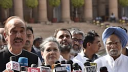 'Voices Of Dissent Are Being Thwarted': Opposition Seeks The President's Urgent