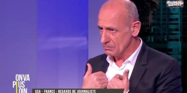 """Jean-Michel Aphatie n'aurait pas dû proposer (au second degré) de """"raser le château de Versailles"""""""