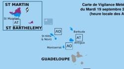 Saint-Martin et Saint-Barthélémy en alerte violette à l'approche de l'ouragan