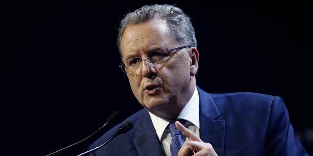 Richard Ferrand élu président du groupe La République En Marche à l'Assemblée