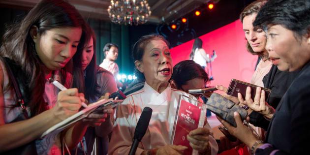 Une cantine de rue étoilée dans le premier guide Michelin de Bangkok