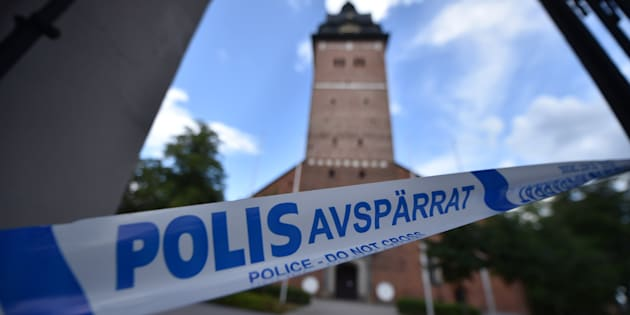 Swedish police investigate after royal jewels dated from the 17th century are stolen from a famous cathedral 60 kilometres west of Stockholm.