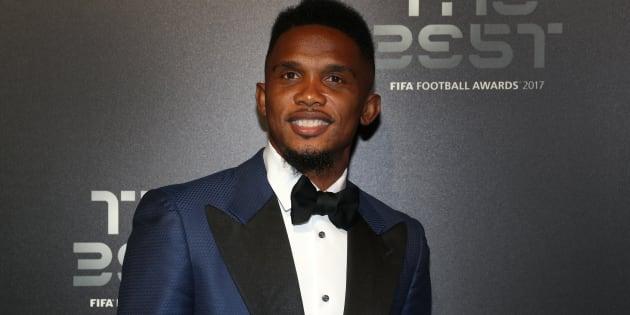 Football: Nîmes lance une cagnotte en ligne pour recruter Samuel Eto'o... et l'intéressé veut y participer.