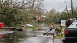 L'ouragan Michael fait une première victime en