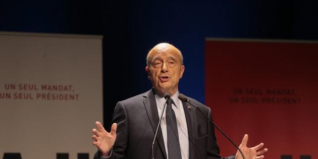 Alain Juppé rend publiques l'intégralité de ses dépenses et recettes
