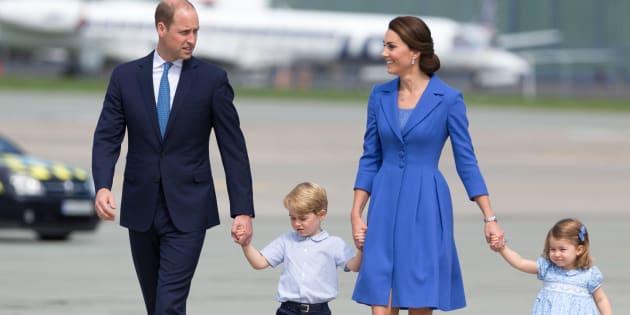 Nasceu o novo bebê de Kate Middleton, em Londres.