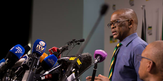 South Africa's ANC Dismisses Notion of Early Election