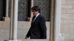 Carles Puigdemont et quatre de ses conseillers se rendent à la justice