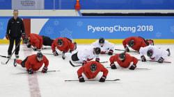 Hockey: les Suisses seront le premier vrai test du Canada à