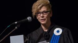 Louise Lecavalier reçoit un doctorat honorifique de