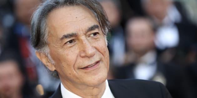 Richard Berry lors du Festival de Cannes en mai 2017.