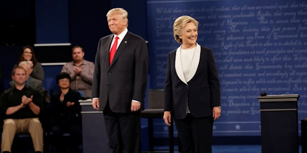 GOP nominee Donald Trump and Democratic nominee Hillary Clinton will face off for their final debate on Wednesday in Las Vegas.
