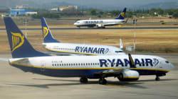 Grève européenne chez Ryanair ce vendredi, 14 vols annulés en