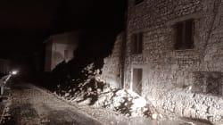 Les images des dégâts provoqués par les nouveaux séismes en