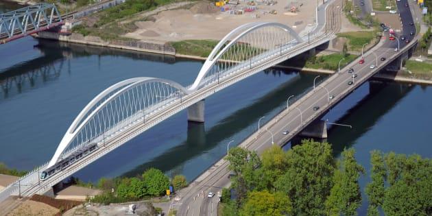 Les villes deStrasbourget deKehl, en Allemagne, sont à nouveau reliées par une ligne detramway.