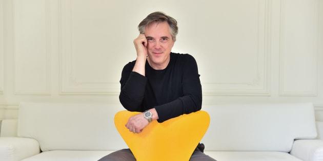 Olivier Lapidus, nommé directeur artistique de la maison Lanvin