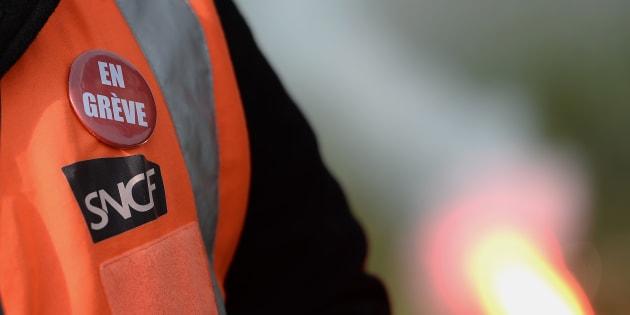 Contre la réforme de la SNCF, les syndicats appellent à la grève à partir du 3 avril (Image d'illustration).