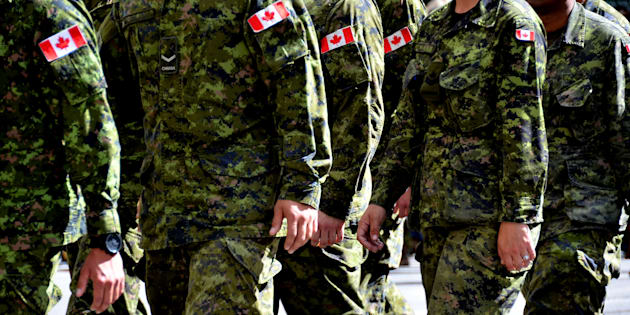 Military officials won't say how many Canadian troops are in Jordan and Lebanon or where they are located, citing operational security.