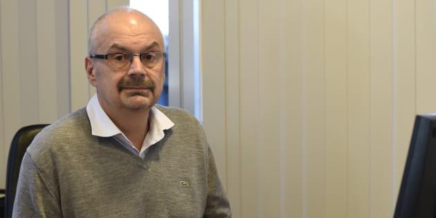 François Chérèque le 6 janvier 2016