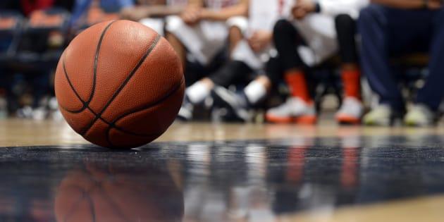 バスケットボールのイメージ写真