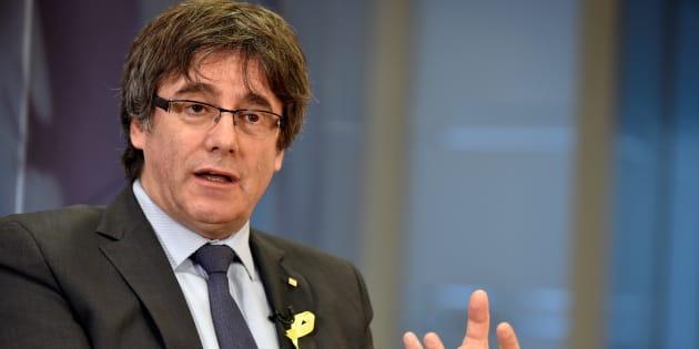 Catalogna, accordo tra i partiti indipendentisti per votare Puigdemont presidente regionale