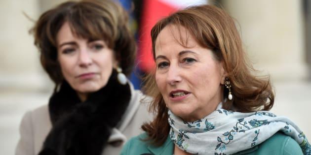 Ségolène Royal et Marisol Touraine ne seront pas ministres d'Emmanuel Macron.