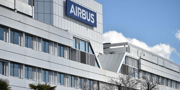 Sede de Airbus en Blagnac, localidad cercana de Toulouse (Francia).