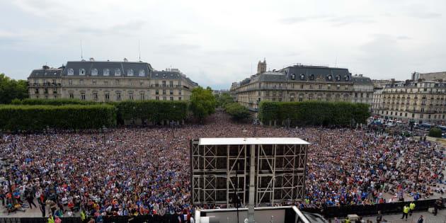 Coupe du monde 2018 : 64% des Français comptent regarder les matches, selon un sondage YouGov pour Le HuffPost.
