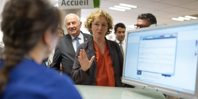 Depuis son arrivée au gouvernement, la ministre du Travail Muriel Pénicaud a refusé de commenter les chiffres mensuels du chômage, privilégiant une analyse de moyen-terme.