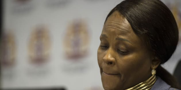 Egg on her face: Reserve Bank secures key victory against PP Mkhwebane