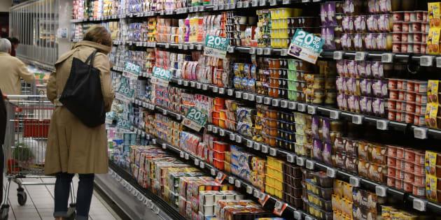 """Un quart des additifs alimentaires seraient """"à risque"""" pour la santé"""