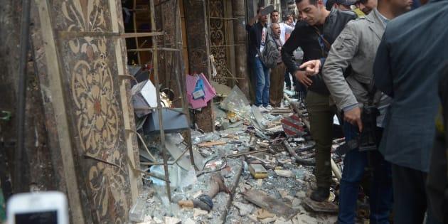 Explosões ocorreram cerca de 20 dias antes da visita do papa Francisco ao Egito.