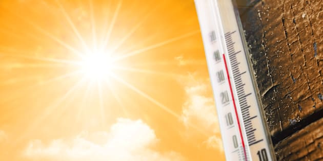 Des chercheurs ont cherché le lien entre cette canicule et le réchauffement climatique