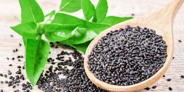 Basil seeds might be the next chia seeds.
