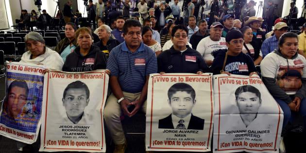 Cancillería y CIDH acuerdan mecanismo para el caso Ayotzinapa