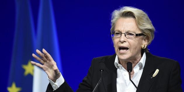 """Le """"suspense"""" sur la candidature de Michèle Alliot-Marie à l'élection présidentielle a pris fin"""