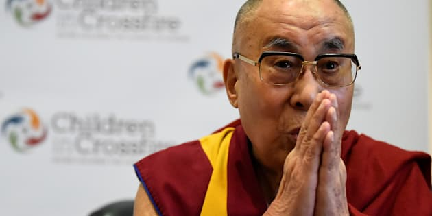 The Dalai Lama said science should be used for the benefit of all.