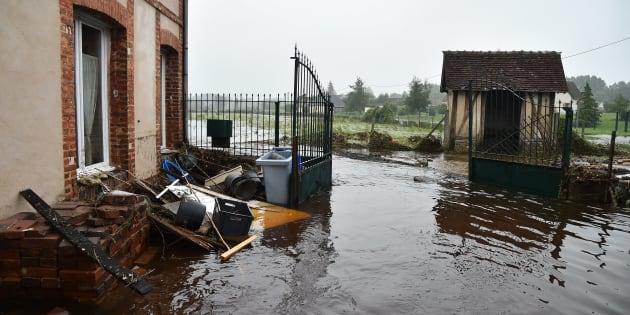 Pluie et inondations: Une octogénaire retrouvée morte dans une rivière du Lot-et-Garonne