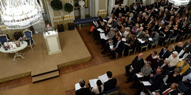 L'Académie Nobel de littérature dans le viseur après des témoignages d'agressions sexuelles. (Photo 2015).