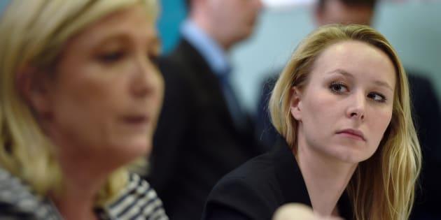 Marine Le Pen présidente, ni Louis Aliot ni Marion Maréchal Le Pen ne seront ministres