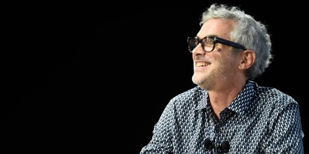 Lanza Alfonso Cuarón fondo Mexico Rises